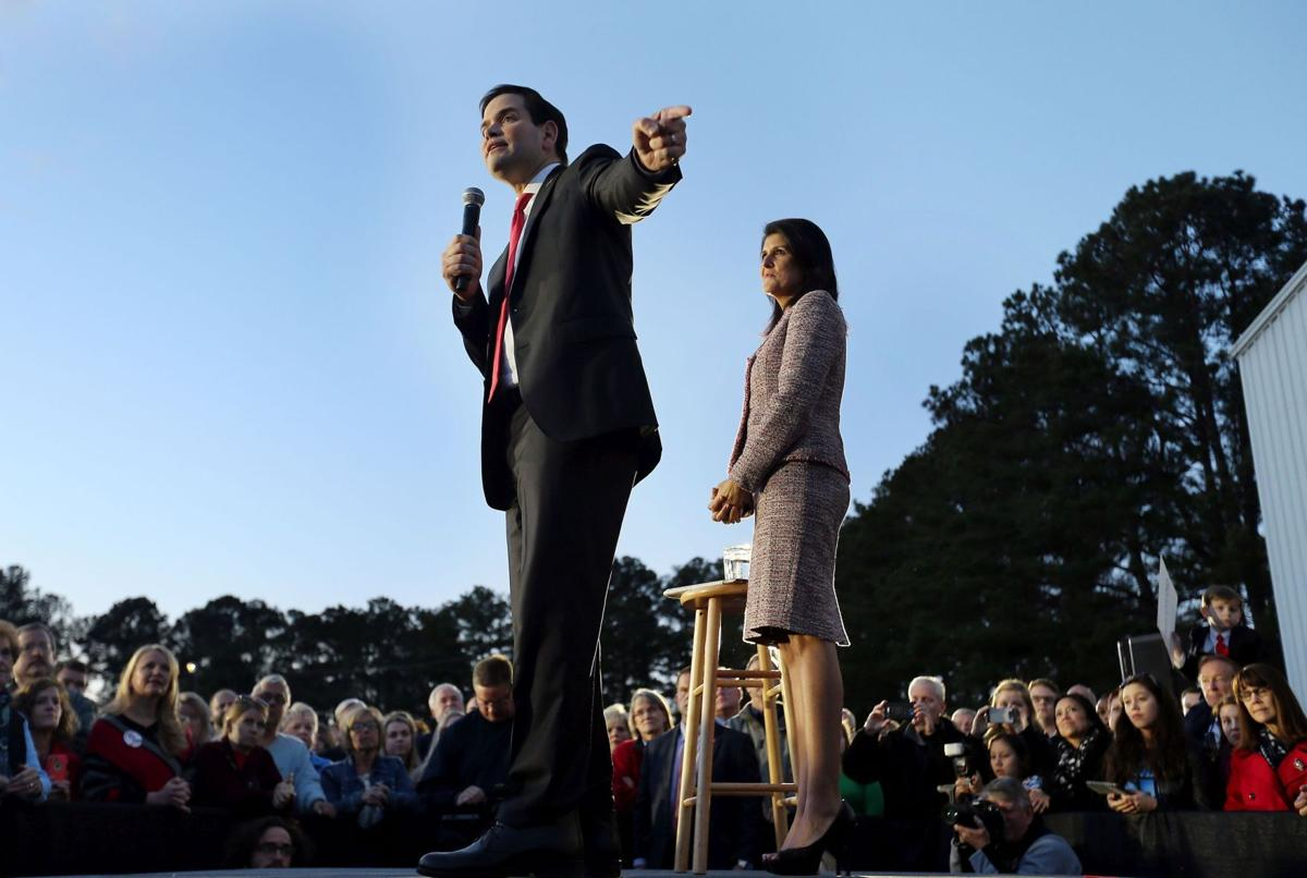Nikki Haley and Marco Rubio: The GOP's future?