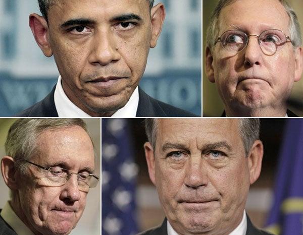 Obama, key Senators laud 'Gang of Six' plan