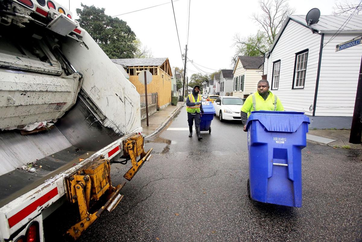 Charleston County aims to reduce contaminants in recycling program