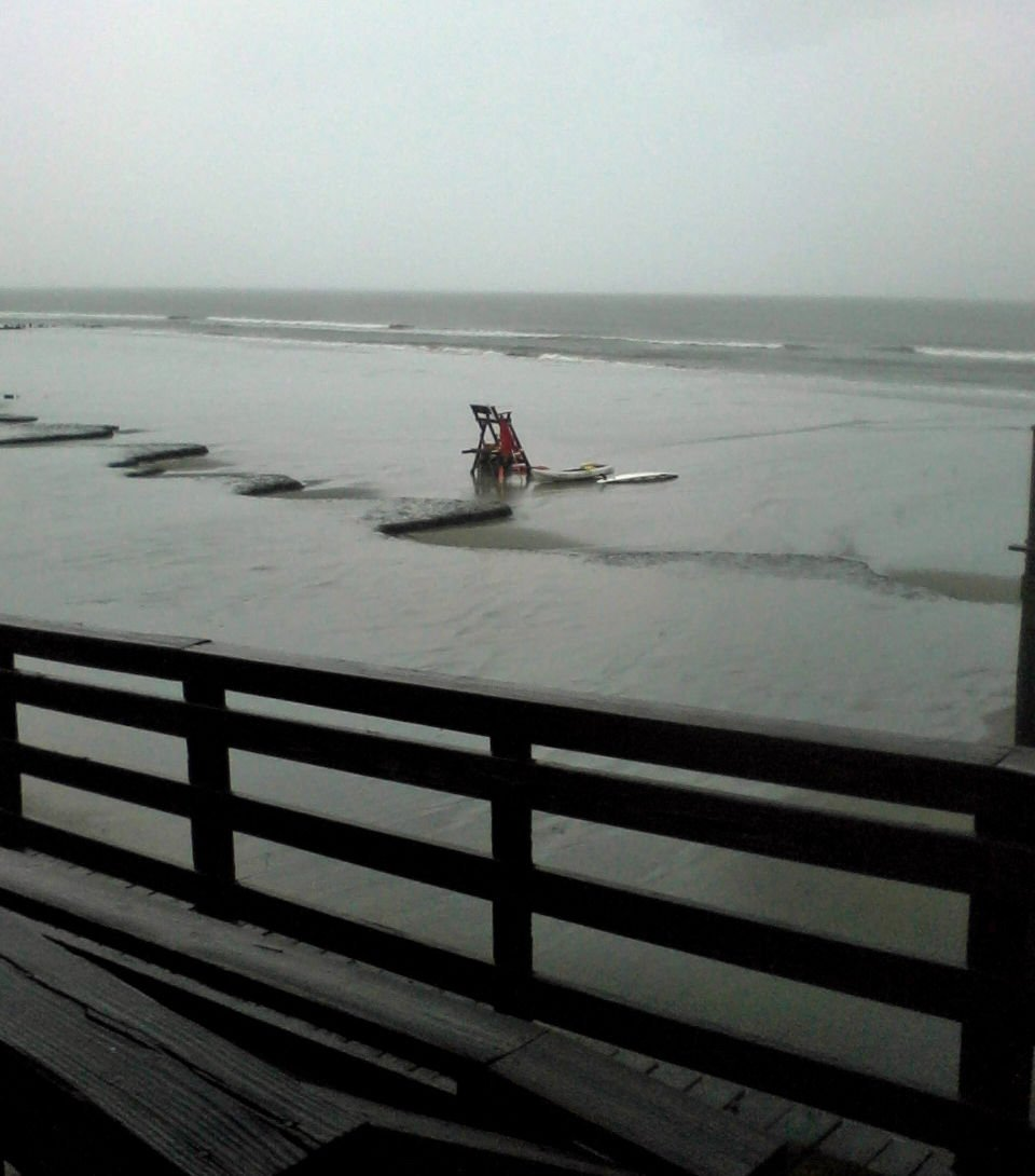 DHEC issues swimming advisory for portion of Folly Beach