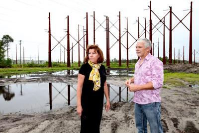 Question of noise Couple blame electrical substation for medical issues