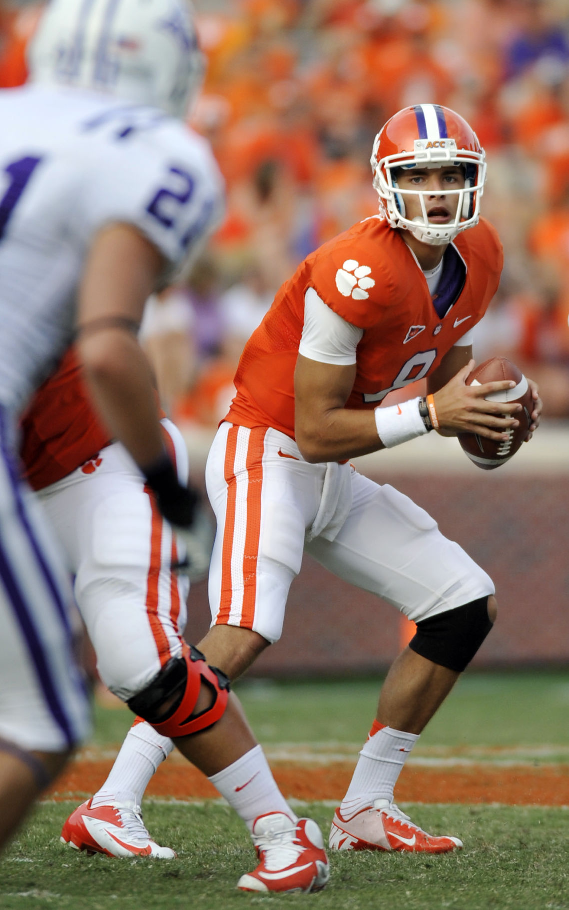 Clemson backups ready for action