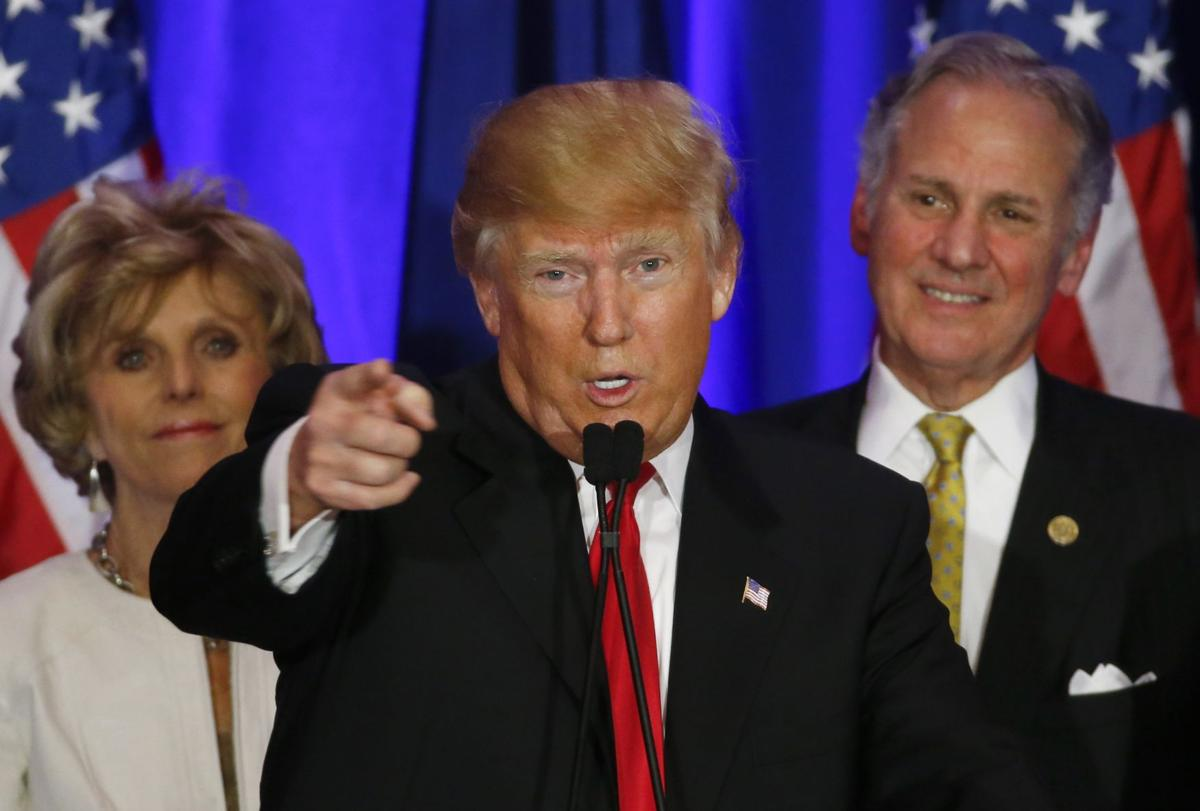 Trump's surge: GOP's test