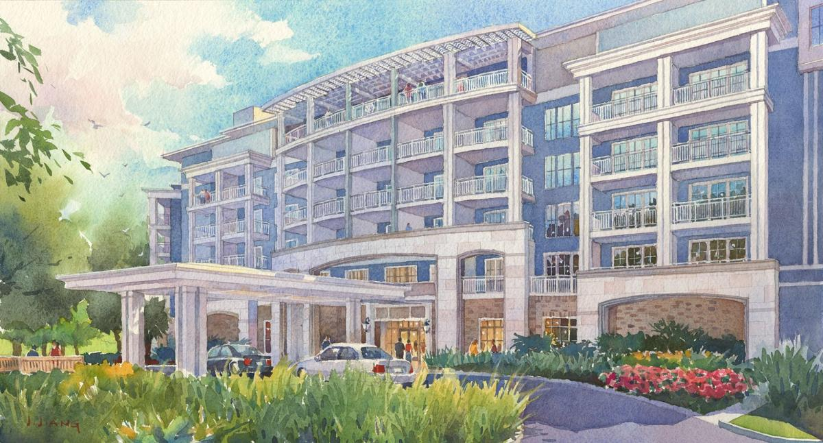Wild Dunes Resort set to expand with new hotel, weddings venue ...