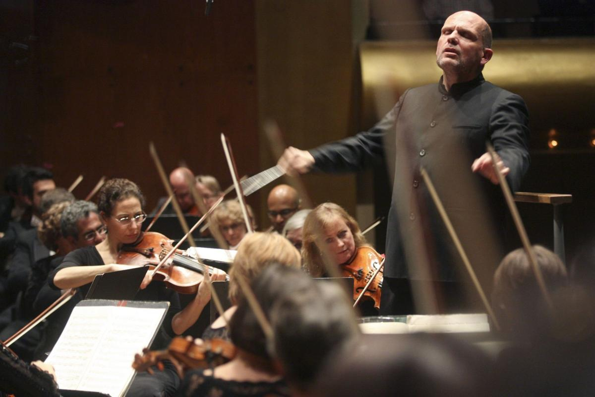 Jaap van Zweden America's best-paid conductor | Arts and