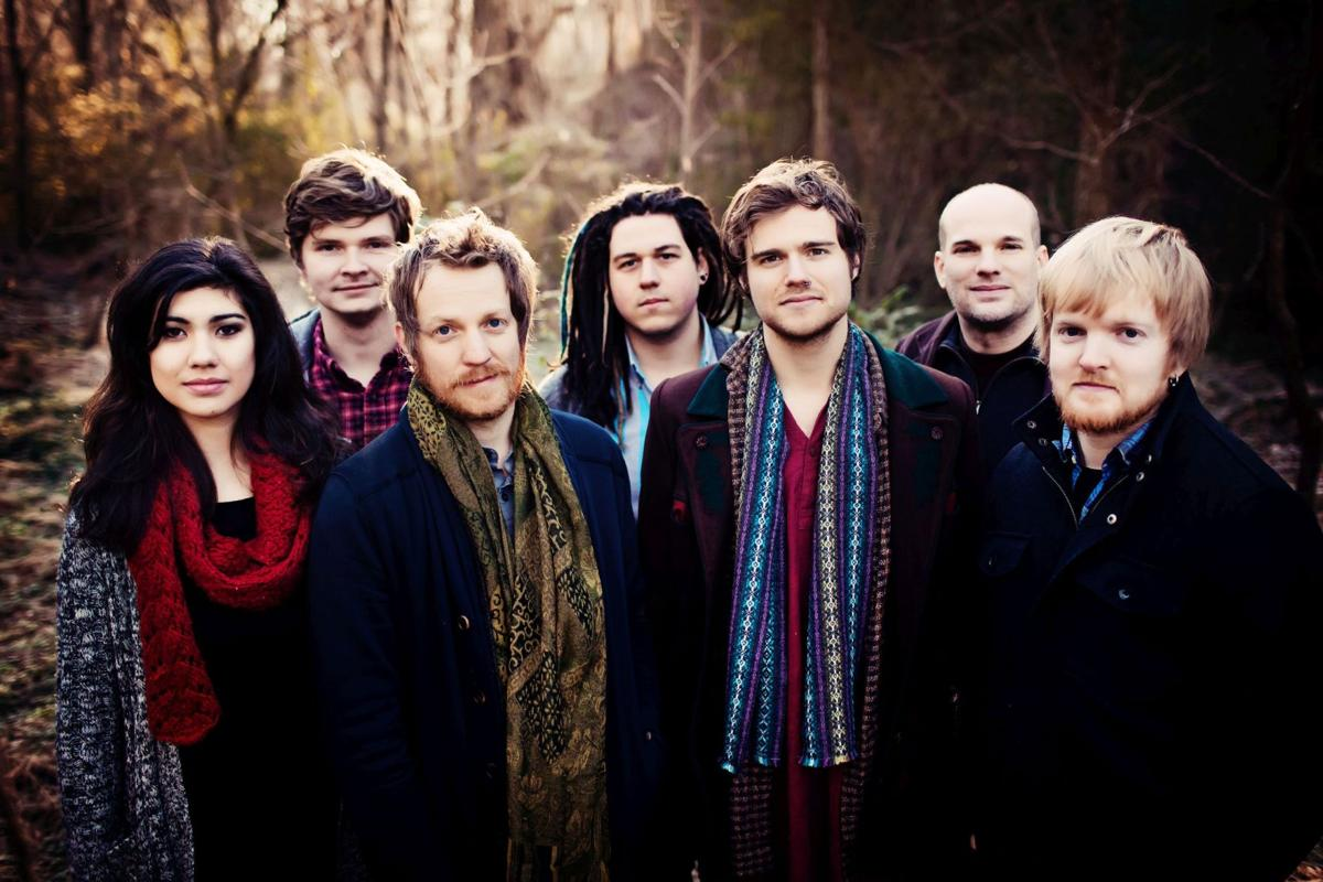 Musicians raised in folk traditions explore genre's roots