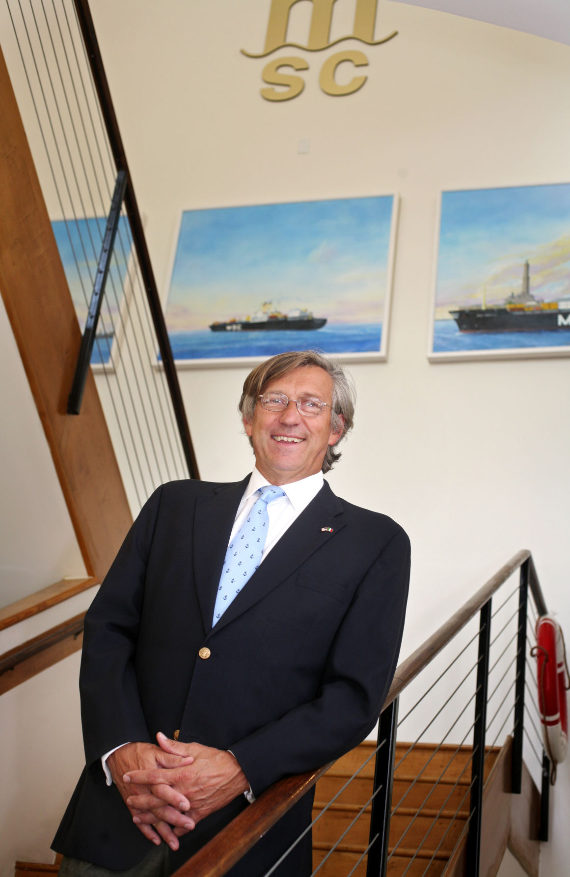 Port of Charleston shipping line MSC is expanding office in Mount Pleasant