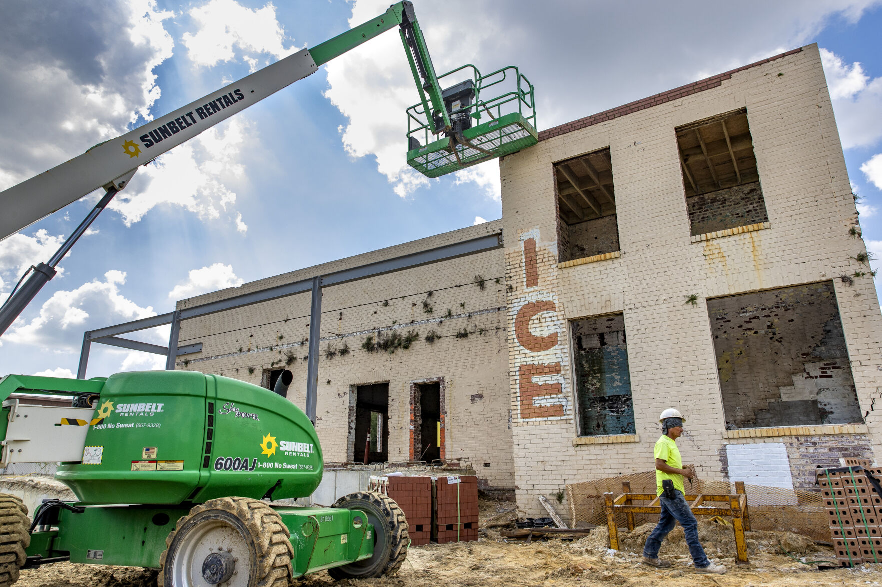 North Charleston encourages infill development with an eye toward affordability