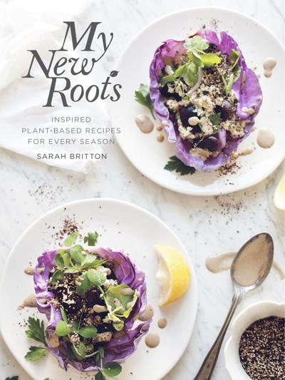 Books for cooks 'My New Roots' and 'The Sprouted Kitchen Bowl + Spoon'