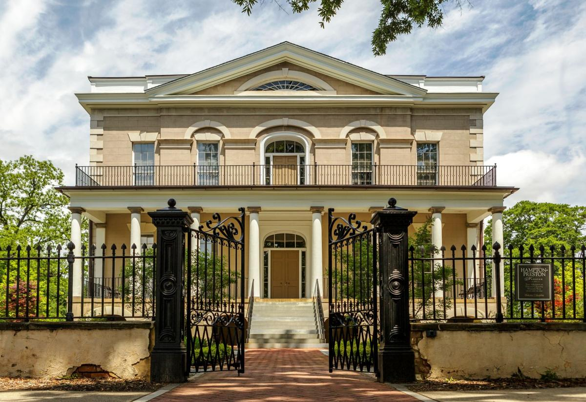 Historic Columbia to kick off mansion\'s 200th celebration with happy ...