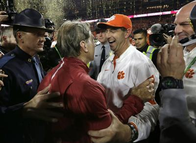 Alabama tops Clemson for championship