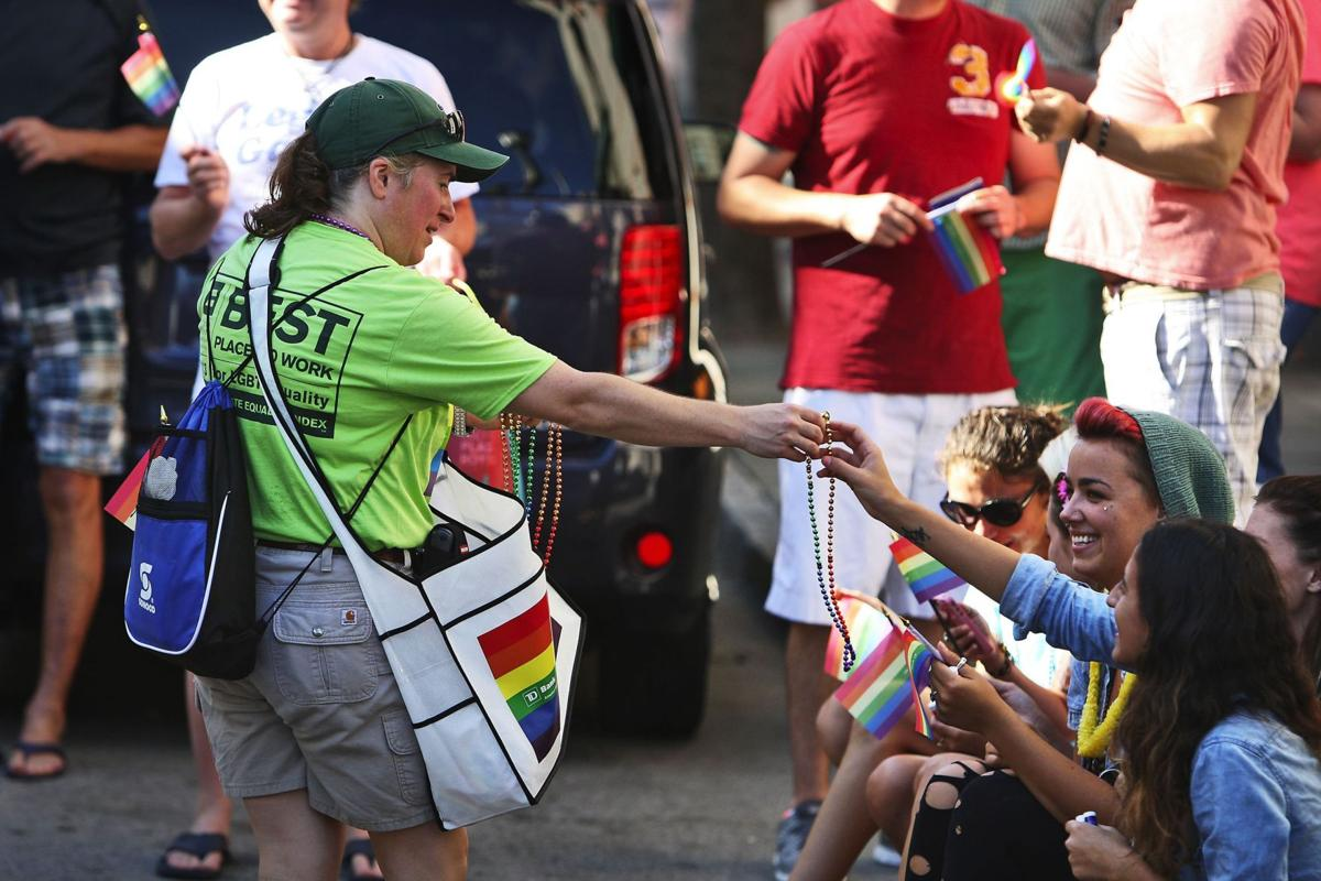 Plenty of Pride Charleston Pride returns for fifth year with packed calendar of fun, informative events