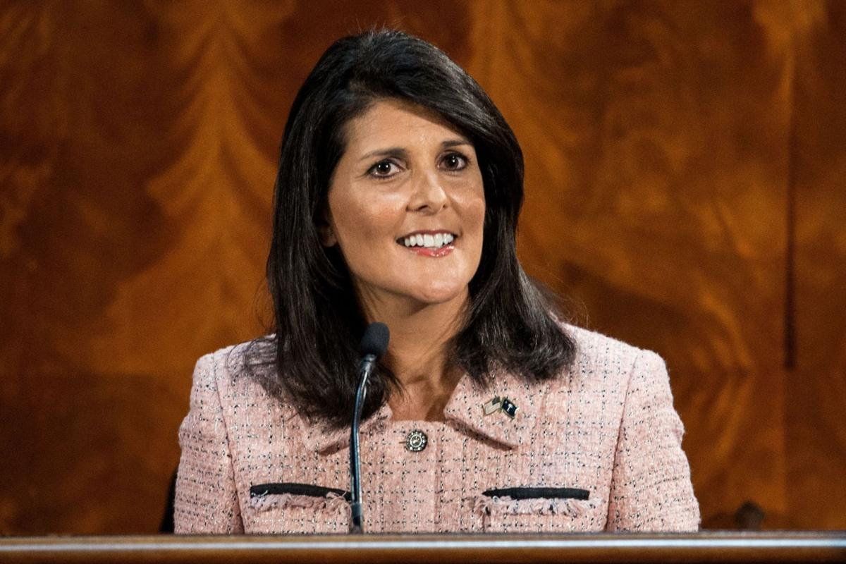 Records shed little light on Haley's crisis response