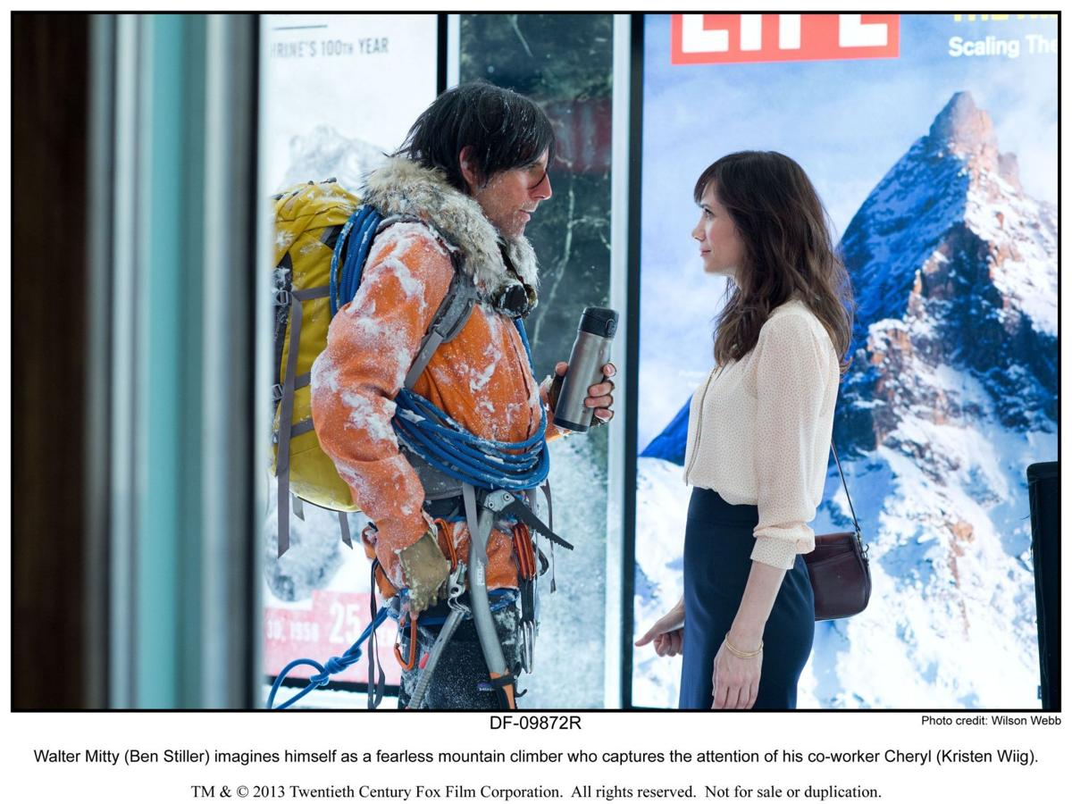 Stiller offers strong dramatic turn in 'The Secret Life of Walter Mitty'