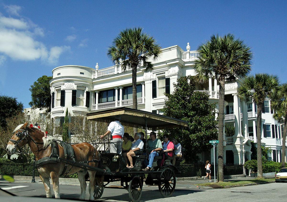 Charleston wins Travel + Leisure magazine award