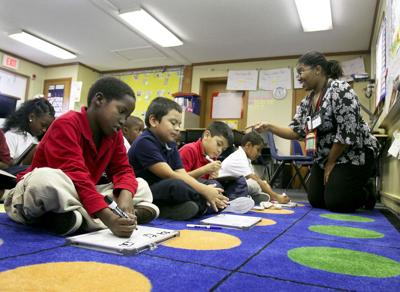 College of Charleston grant project targets gifted students at low-income schools (copy)