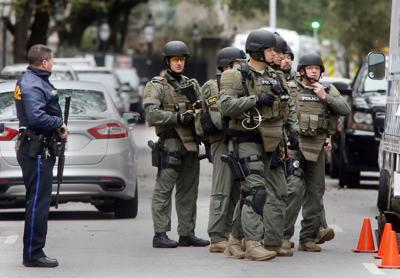 College of Charleston releases 911 recording of bomb, shooting threat
