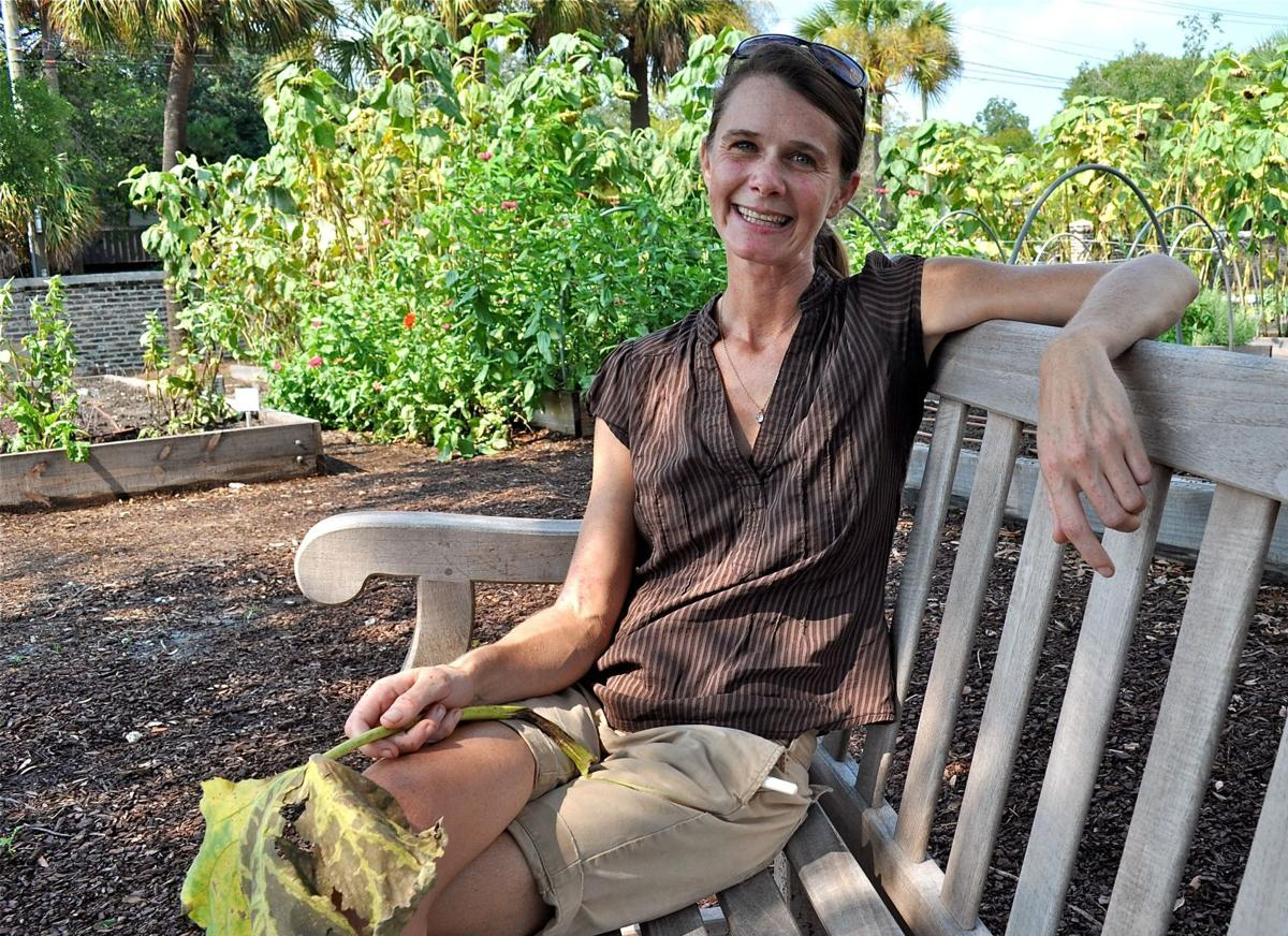 6 QUESTIONS with Elizabeth Beak: Founder of Crop Up is helping to seed urban agriculture in Charleston