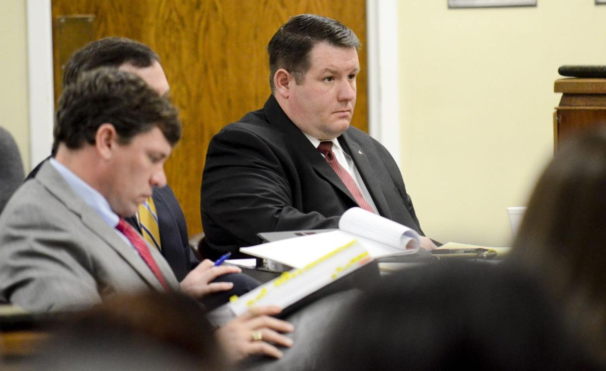 Ex-chief fired in self-defense, lawyer argues