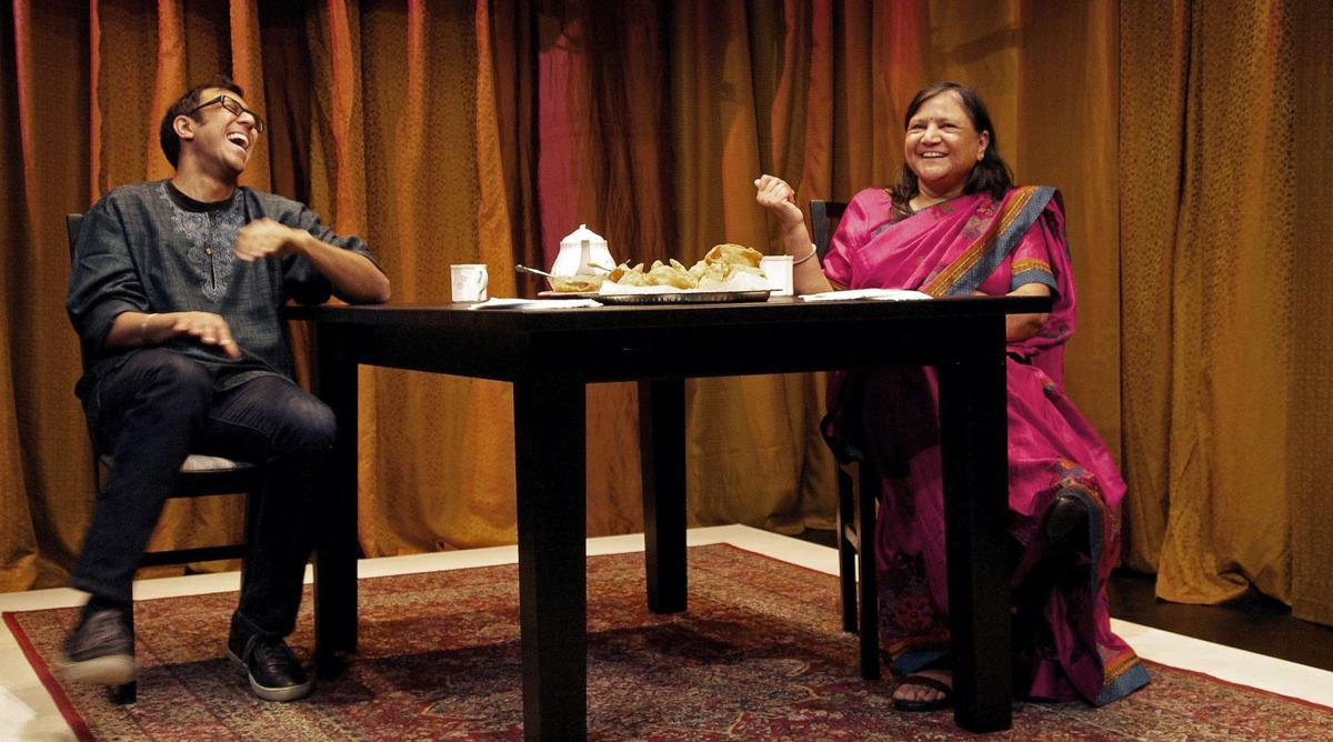 'Brimful of Asha' brims over with charm and fascinating cultural questions