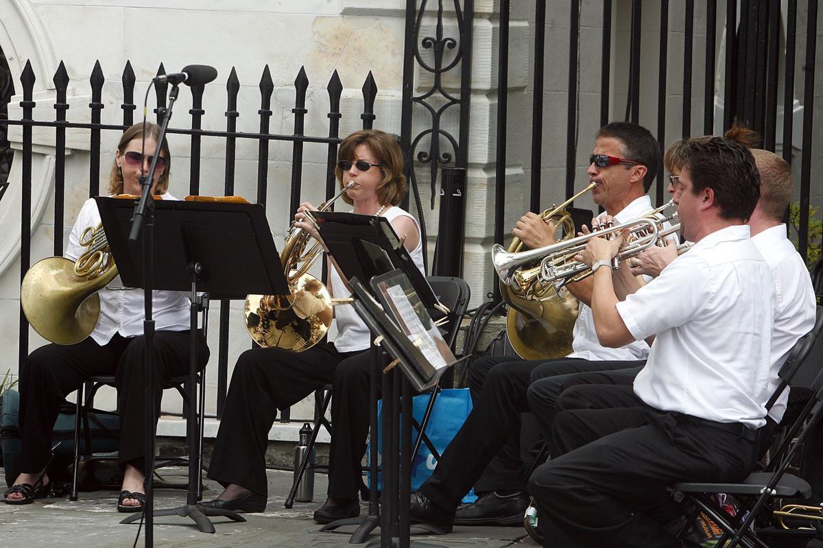 Spoleto Festival Opening Ceremony