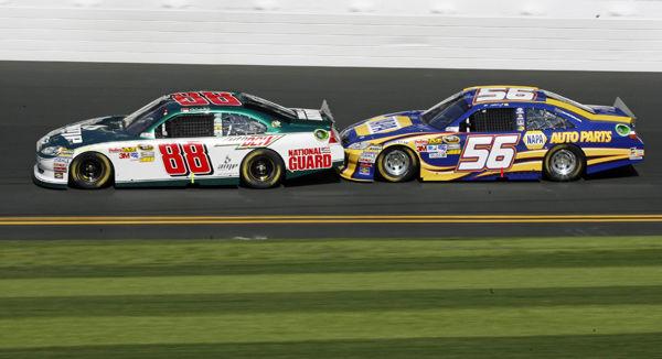 Uncertainty dominates NASCAR's season opener