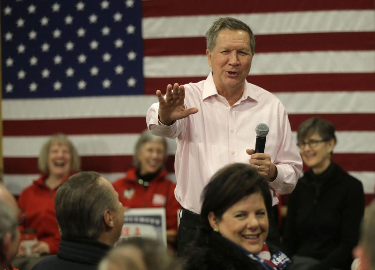 Trump still leads in S.C. but Kasich jumps into second, new polls shows