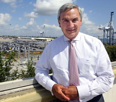 Port deepening on a fast track Trade audience hears of funding, urgency