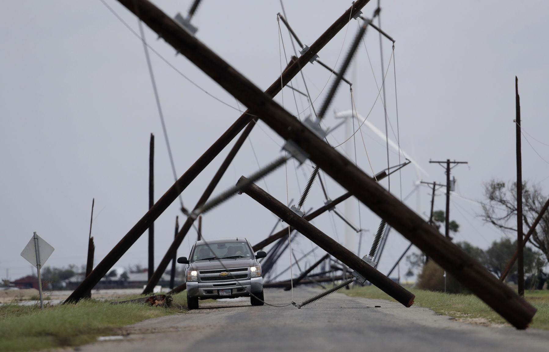 Torrential rain and 'catastrophic flooding' to hit Texas — Hurricane Harvey