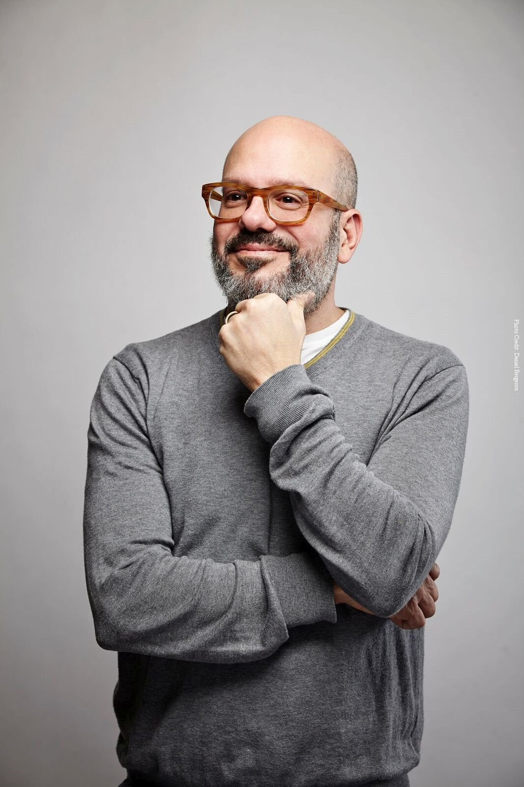 Comedian David Cross muses about his first tour of the decade