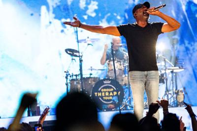 Live Review In Columbia Hootie The Blowfish Gave The