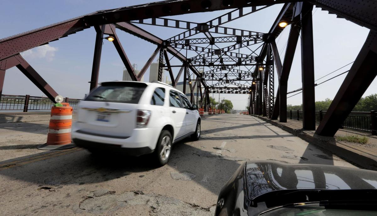 Bumpy campaign trail exposes infrastructure neglect