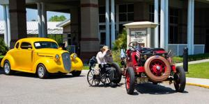 Walterboro car show at noted veterans center attracts collectors from across Lowcountry