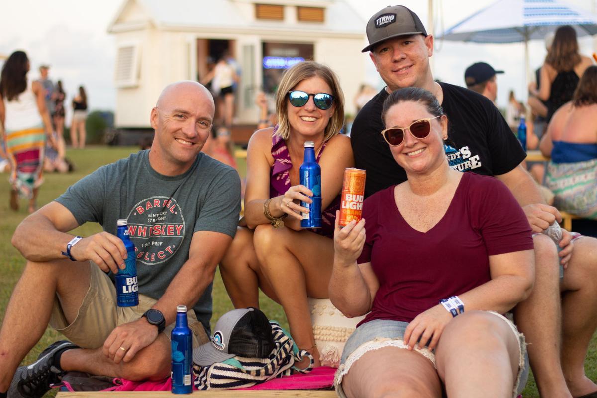 Bud Light Getaway Festival at Riverfront Park in North Charleston