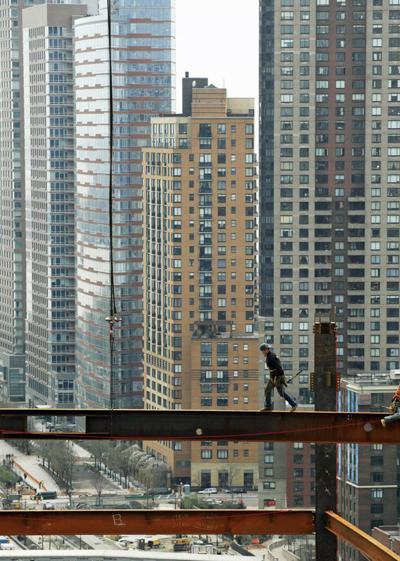 Neighborhood near ground zero swells by about 23,000 people