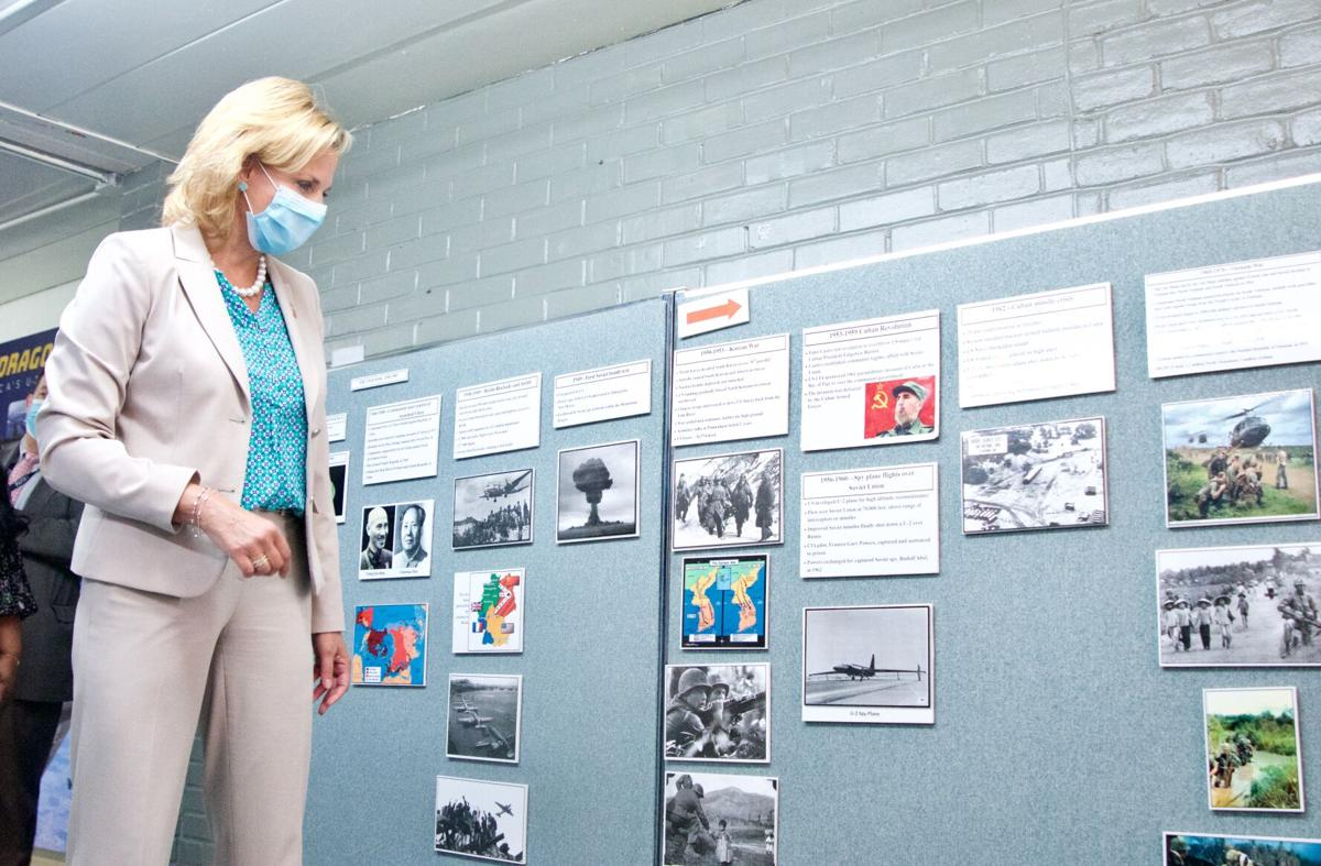 Lisa Gordon-Hagerty, SRS Museum, Wall