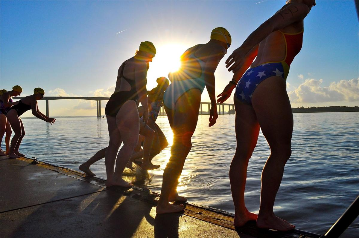 500+ expected at Lowcountry Splash swim
