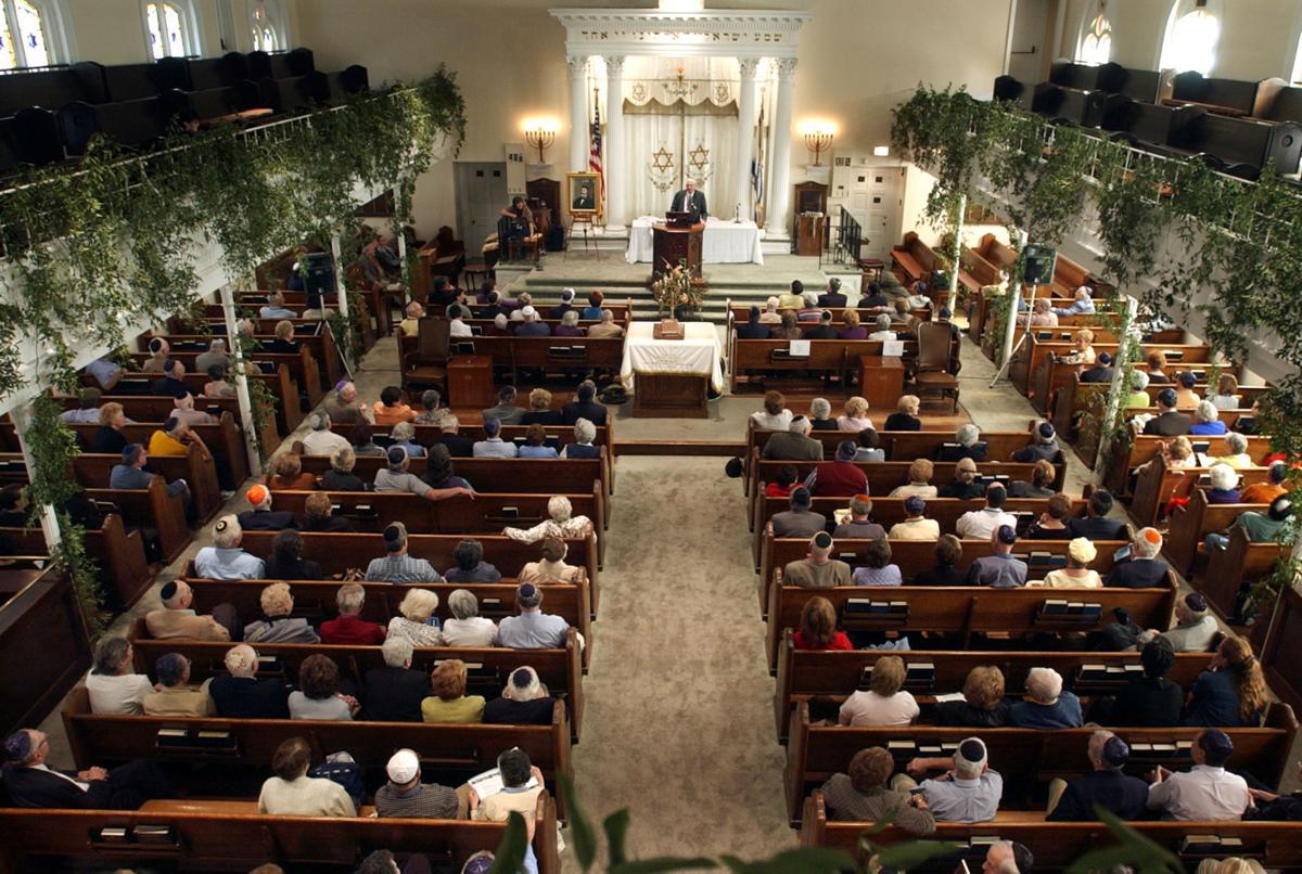 New synagogue born in West Ashley