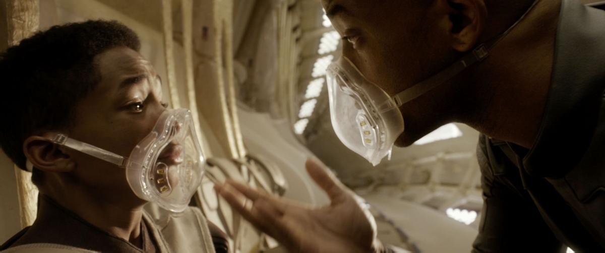 Does 'After Earth' end reign of Mr. Box Office?