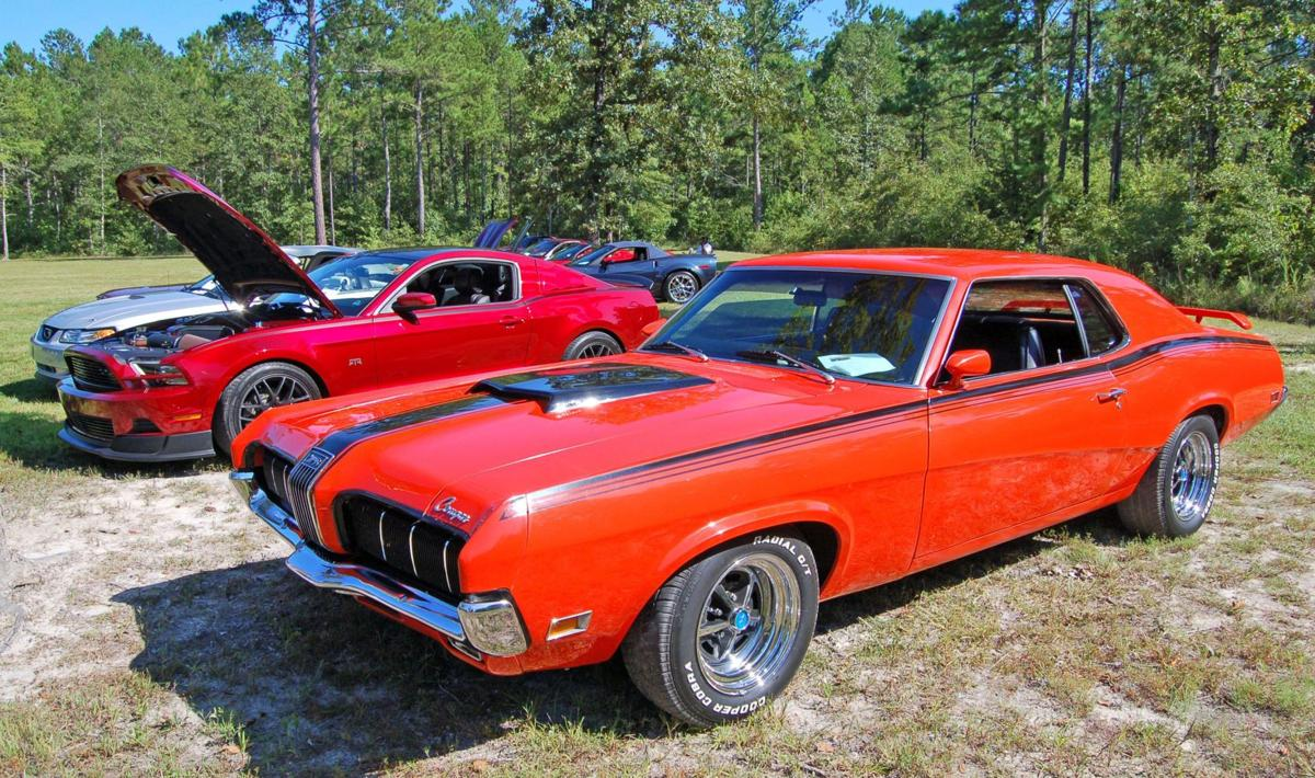 Fry Bread & Sons car and bike show