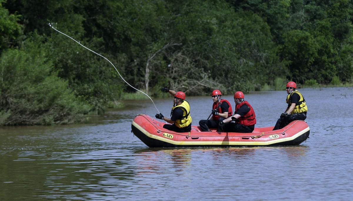 Teen's body found in Texas flooding