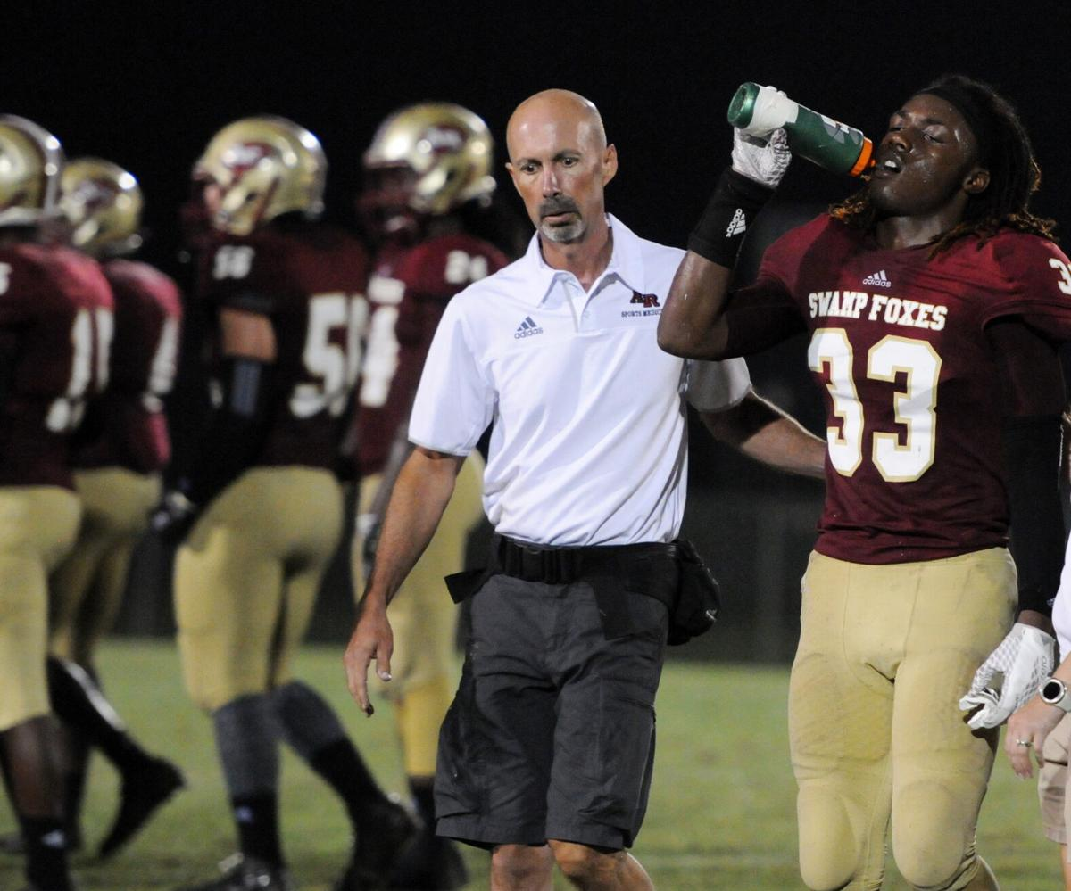 Trident Health no longer providing athletic trainers to high schools
