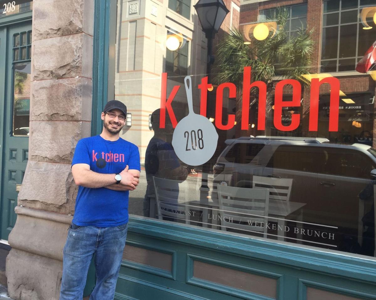 Kitchen 208 names third executive chef