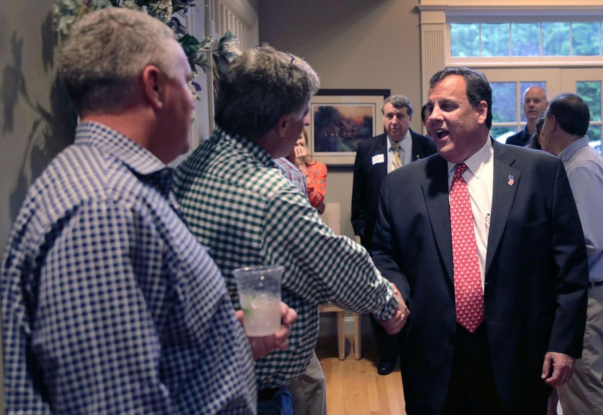 Christie sounds like he's running in New Hampshire