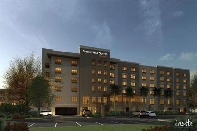 Bridge gateway boom to wrap up with SpringHill Suites, offices