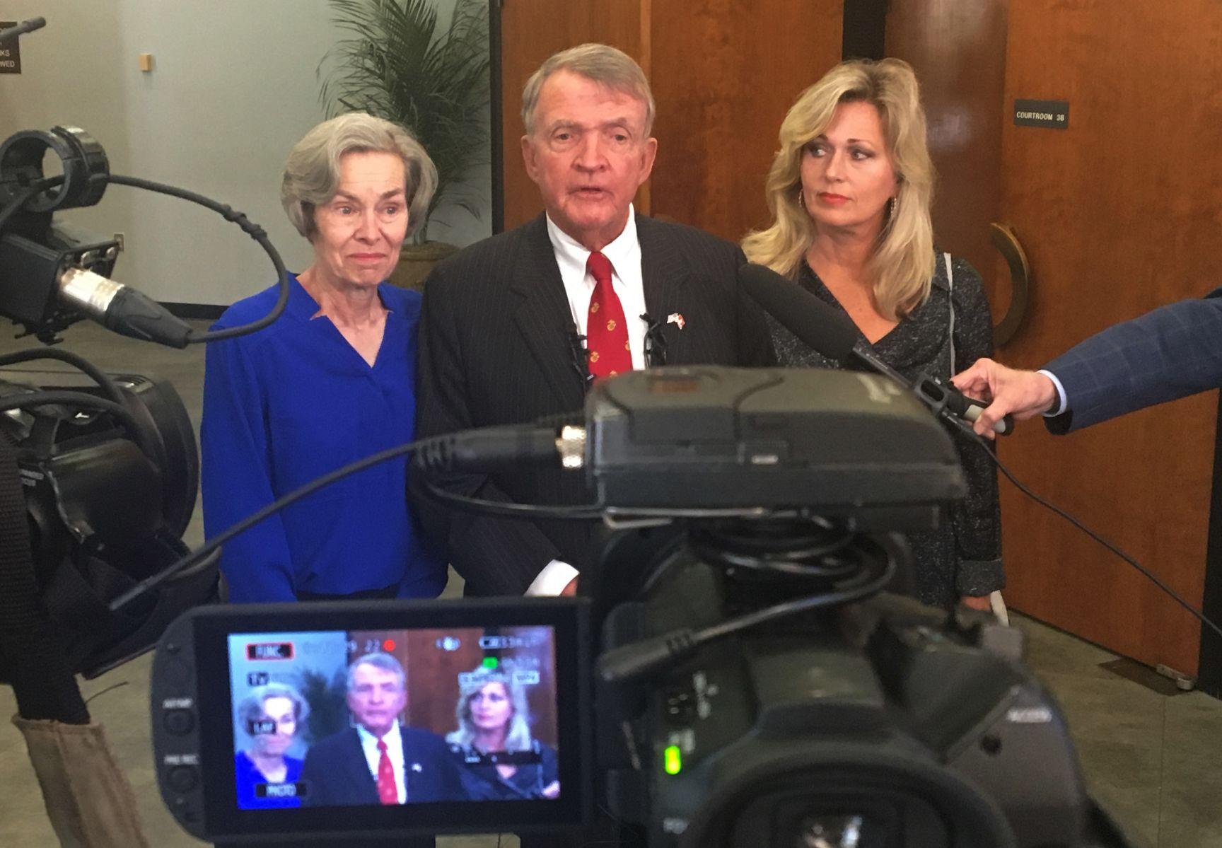 John Courson Veteran senator resigns after pleading