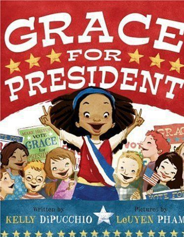 Book gives kids glimpse at political process