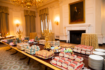 White House Clemson fast food