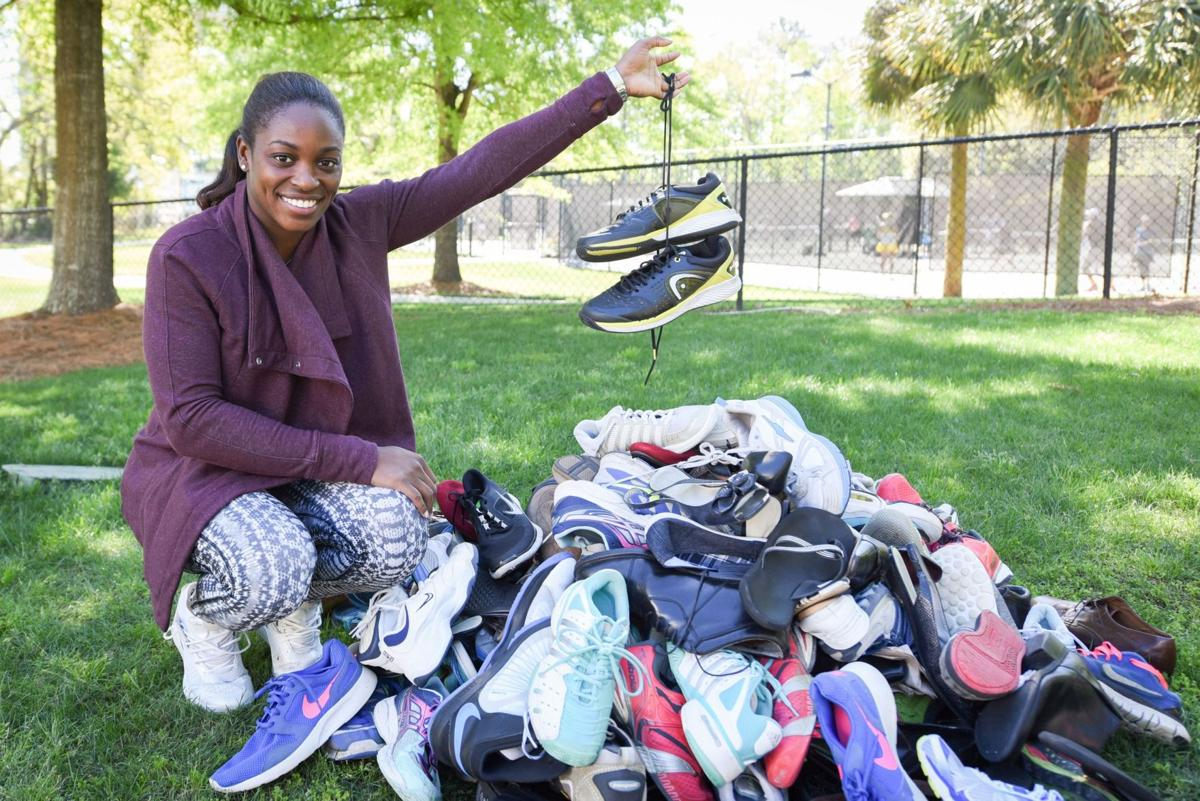 Sloane Stephens wants your shoes