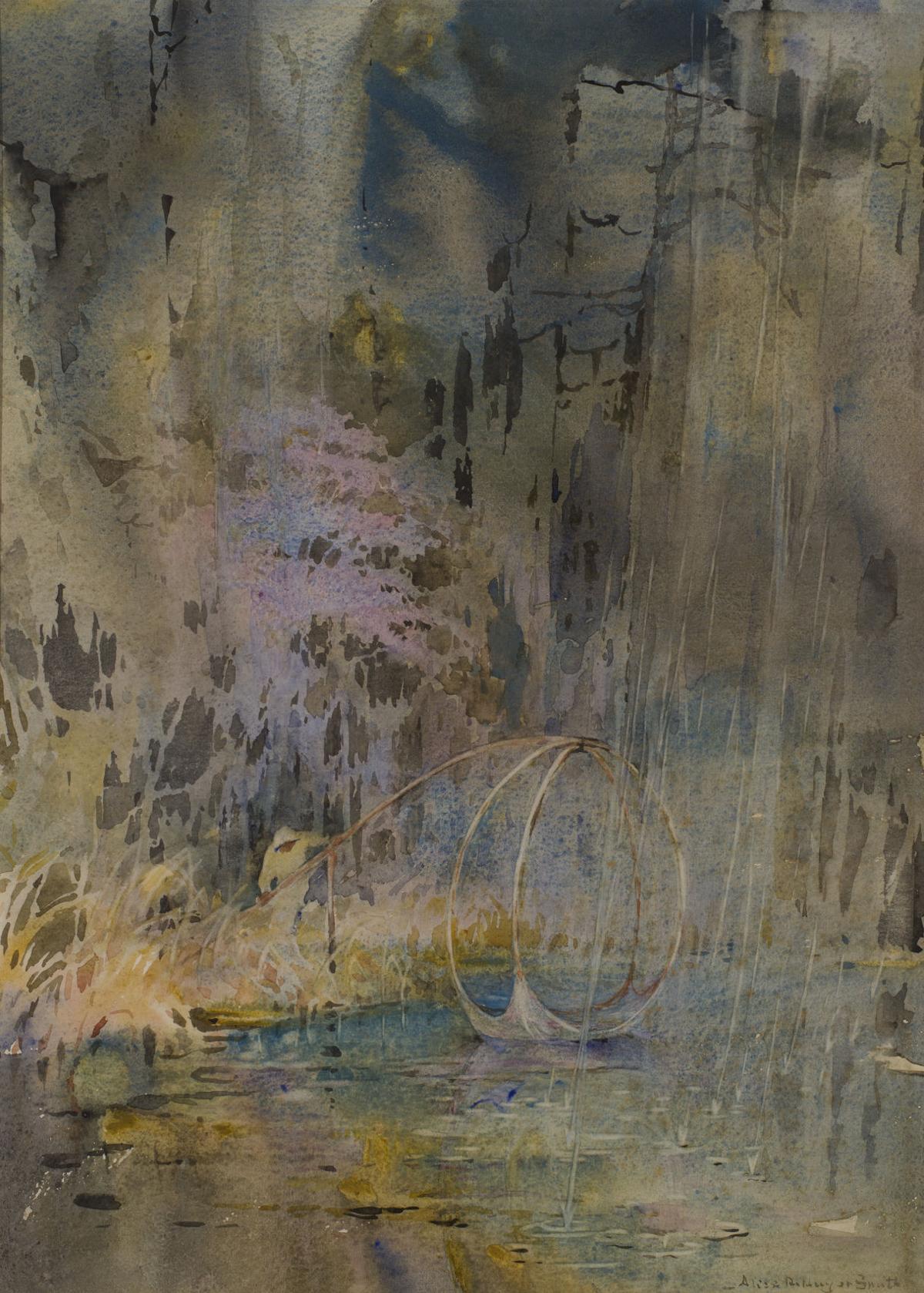 Exhibits showcase Charleston Renaissance painter Alice